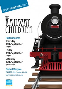 Railway Children A5 Performance